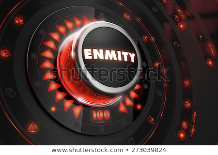 Stock photo: Enmity Controller on Black Console.