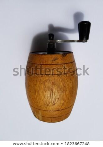 barrel for sugar or salt Stock photo © GeniusKp