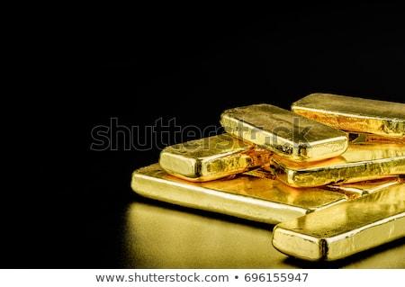 Pure Gold Stock photo © idesign