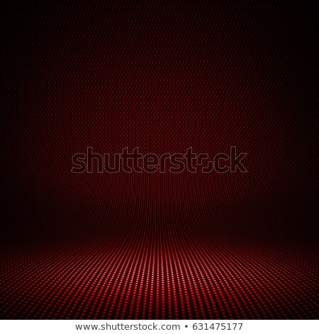Red woven texture  Stock photo © homydesign