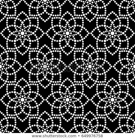 Seamless pattern, islamic inspired stock photo © samado