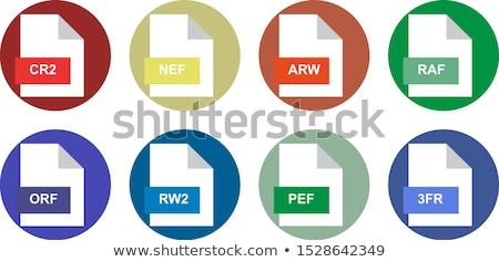 yeşil · Klasör · Dosyaları · Internet · veri · dosya - stok fotoğraf © simply