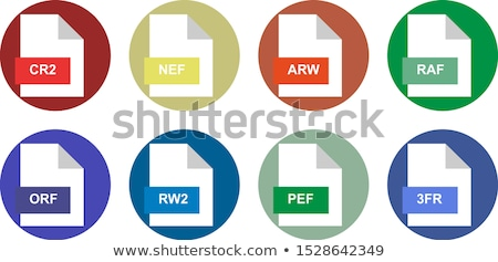 Various files Stock photo © simply