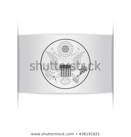 Stockfoto: The Great Seal Of The Us