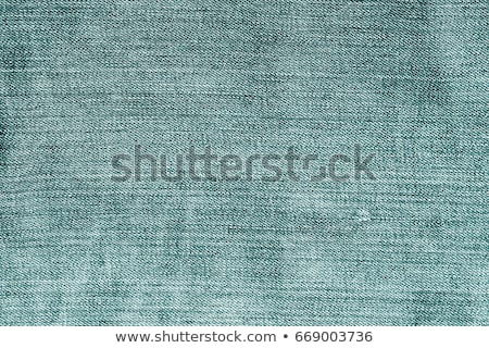 green denim texture Stock photo © SArts