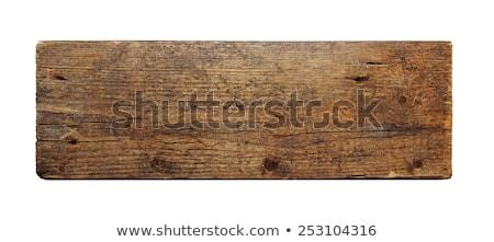 öreg · citromsárga · festett · fa · fal · régi · ház - stock fotó © imaster