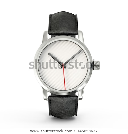 3d illustration of watch isolated on white background. Stock photo © tussik