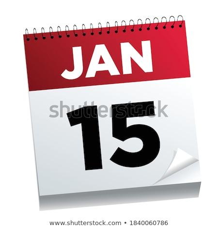 15th January Stock photo © Oakozhan