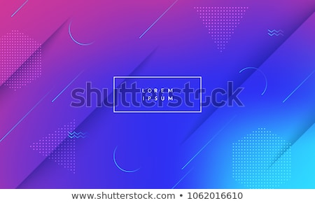abstract geometric design vector background Stock photo © SArts