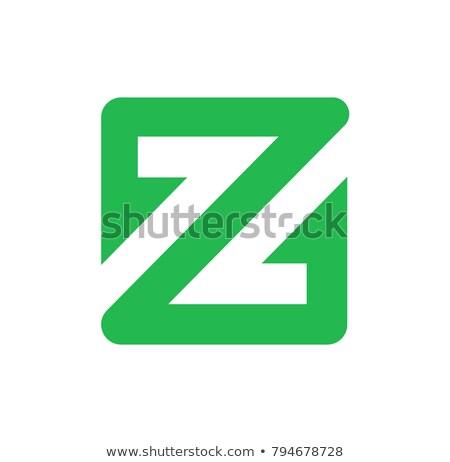 Zcoin Cryptocurrency - Vector Element. Stock photo © tashatuvango