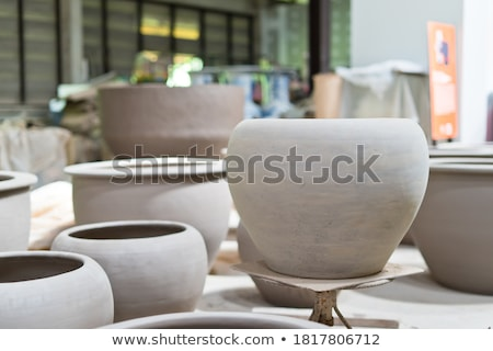 Pottery products Stock photo © 5xinc