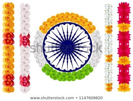 örnek · dizayn · özgürlük · Asya · barış · Hint - stok fotoğraf © orensila