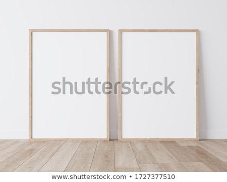 Set of frames Stock photo © ElaK