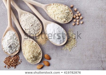 Gluten free food - various grains and seeds Stock photo © lightkeeper