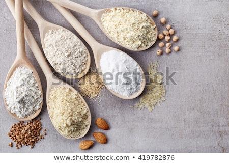 Sem glúten comida sementes Foto stock © lightkeeper