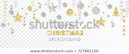 izzó · karácsony · fények · valósághű · izolált · terv - stock fotó © andrei_
