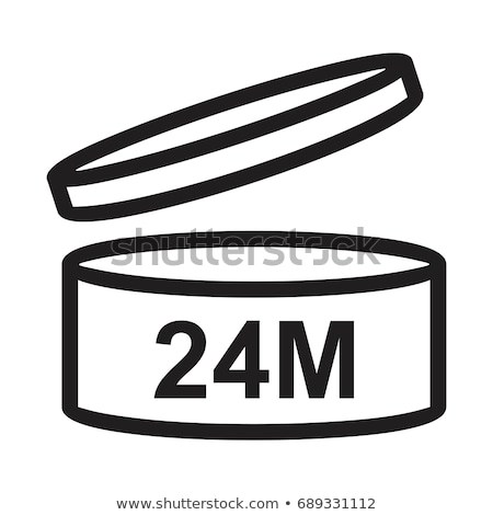 Expiration date after product opening symbols.  Stock photo © Zsuskaa