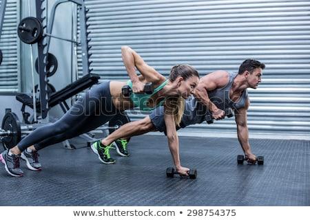 女性 · ファッション · フィットネス · スポーツ · スーツ · ジョギング - ストックフォト © photography33