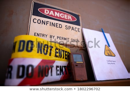 Confined Stock photo © AlphaBaby