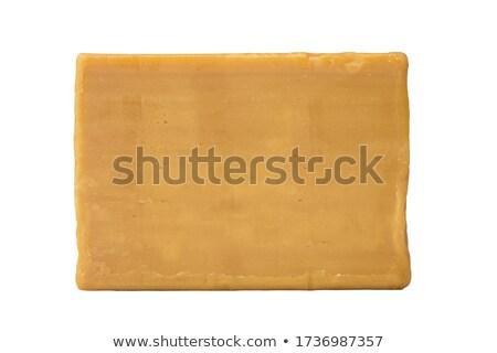 Single bar of obsolete soap Stock photo © boroda