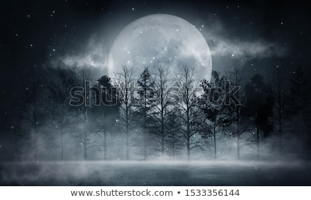 Puslu ay puslu buğu detay Stok fotoğraf © suerob