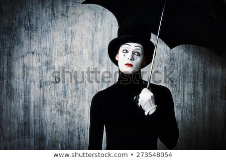 charakter · inny · ludzi · społeczeństwo · streszczenie · ilustracja - zdjęcia stock © experimental