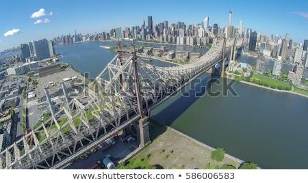 景観 トラフィック 橋 いい 空 ストックフォト © 3523studio