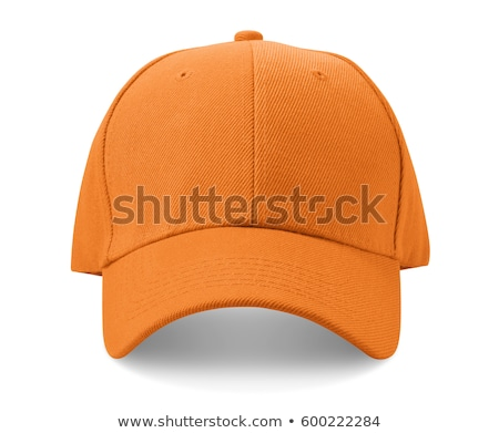 Orange baseball cap Stock photo © photography33