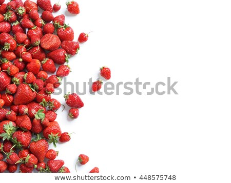 Deluxe strawberry dessert Stock photo © DonLand