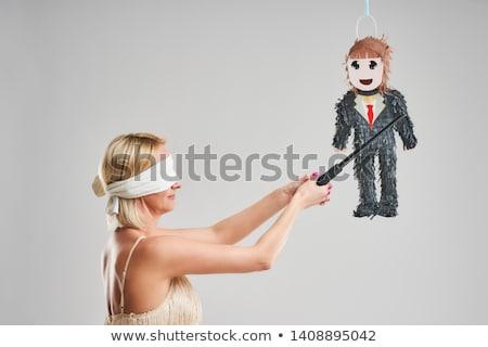 rozwód · strony · ilustracja · para · smutne · stres - zdjęcia stock © adrenalina