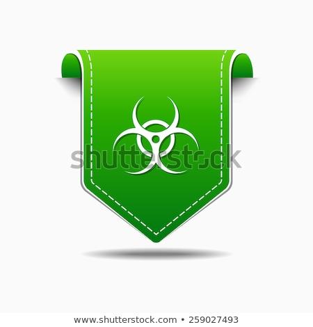 знак зеленый вектора икона дизайна цифровой Сток-фото © rizwanali3d
