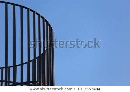 Parallel bars crossfit gymnasium Stockfoto © wavebreak_media