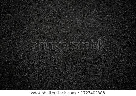 Sóder textúra kőfal út fal absztrakt Stock fotó © Digifoodstock