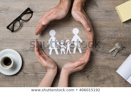 Family Circle Symbol Stock photo © Lightsource
