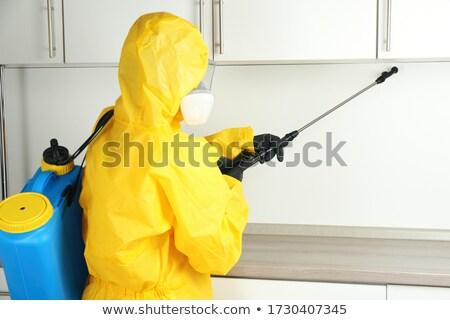 Pesticide Danger Stock photo © Lightsource