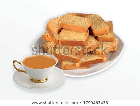 Cup croccante bianco legno gruppo dieta Foto d'archivio © Digifoodstock