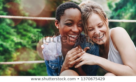 couple embracing each other stock photo © is2