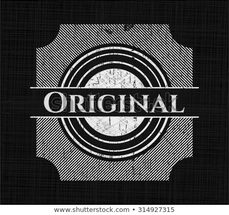 Içerik karalama dizayn simgeler beyaz Stok fotoğraf © tashatuvango