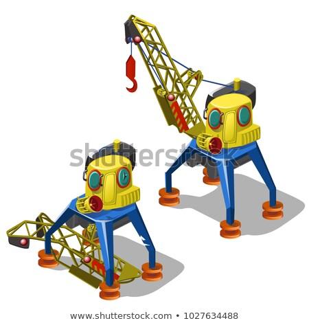 klonen · machine · mislukking · vector · business · werk - stockfoto © lady-luck
