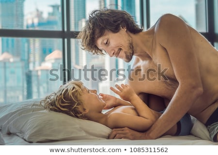 детей · Выражения · ребенка · лице · соска - Сток-фото © galitskaya