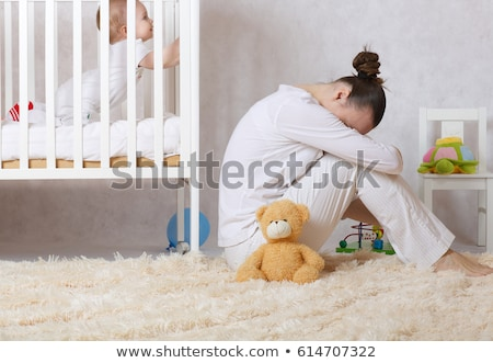 postpartum depression stock photo © lightsource