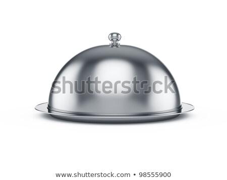 食品 務め プレート 閉店 メタリック キャップ ストックフォト © robuart