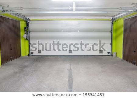 Parking House Under Construction Stock photo © jamdesign