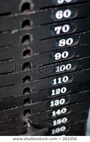 Gym #140 Stock photo © Forgiss