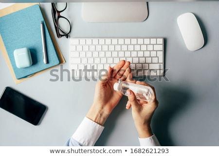 рук работу деловые люди бизнеса служба Сток-фото © mayboro
