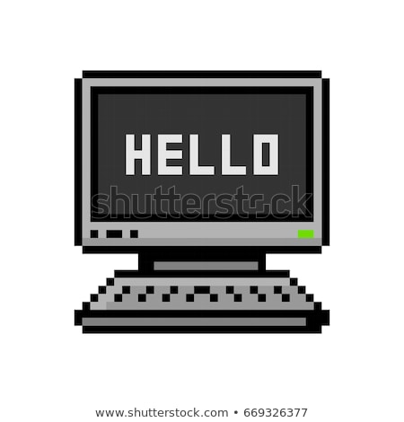 Foto d'archivio: Monitor · internet · abstract · design · mondo · sfondo