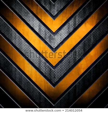 ハザード 鋼 グランジ コピースペース ストックフォト © ArenaCreative
