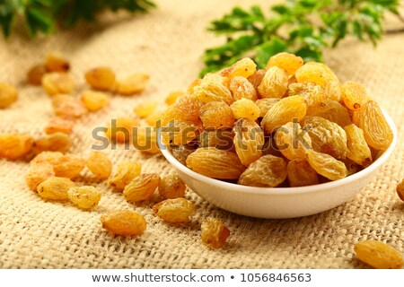 ブドウ レーズン 液果類 本当の 黄色 ブドウ ストックフォト © vavlt