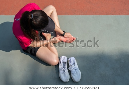 High Heels and runners Stock photo © val_th