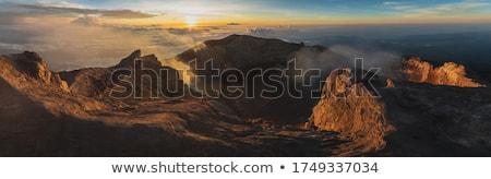 vulcão · bali · paisagem · céu · ilha - foto stock © joyr